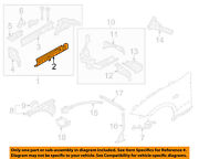 Fiat Oem 17-18 124 Spider Fender-outer Rail Right 68314170aa