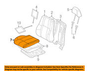 Jeep Chrysler Oem 2016 Grand Cherokee Front Seat-seat Cover Right 5qm14lv5ac