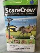 Scarecrow Sprinkler Motion Activated Bird Animal Deterrent And Mounting Bracket