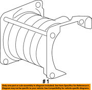 Ram Chrysler Oem 14-16 3500 Tow Hook Hitch-front Bumper-winch 68213915ae