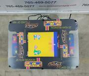 Icade Brand New 60 Games In 1 Arcade Video Game Free Play Only