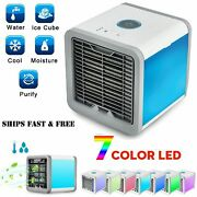 Air Conditioner Usb Portable Mini Cooling Fan Water Cooler Humidifier