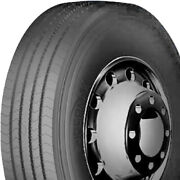 4 Tires Supermax Hf1 295/75r22.5 Load G 14 Ply Steer Commercial