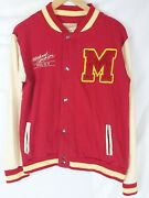 Michael Jackson This Is It Thriller Varsity Jacket - Size M - Pre-owned