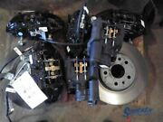 2021 Corvette Brembo Brake Calipers And Rotors Front And Rear Black 1116710