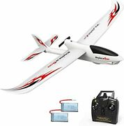 Rc Glider Plane Remote Control Airplane Ready To Fly 2.4ghz Radio Ranger600