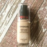 Cover Girl Outlast All Day 3-in-1 Foundation Spf 20 Creamy Natural Full 820