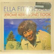 00vocal Lp Ella Fitzgerald Sings The Jerome Kern Sing Book 180g Recurrence