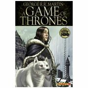 George R.r. Martin's A Game Of Thrones 4 In Nm + Cond. Dynamite Comics [6y]