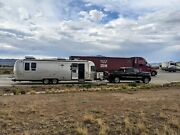 Used 2011 Airstream Travel Trailer Rv - 31ft Flying Cloud