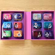 Sailor Moon Collectible Cans Complete Set All 12 Types