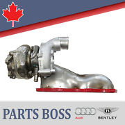 Audi S8/ Bentley Continental Flying Spur Gt Gtc Oem New Turbocharger 079145721a