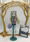 Monster High 1st Wave Doll Lagoona Blue With Fins-pet-diary