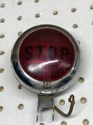 Vintage Pioneer Us 400 Stop Light Taillight Motorcycle Gm Ford Harley Rat Rod Vn