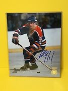 Paul Coffey Oilers Kings Penguins Flyers Star Signed/auto F Steiner Holo