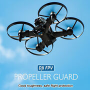 4pcs Full Propeller Guards Anti-collision Ring Protector Cover For Dji Fpv Drone