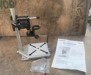 Dremel Moto-tool Deluxe Drill Press Stand Model 212 Type Ii For Mod. 275 285 395