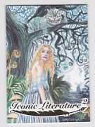 2021 Iconic Creations Literature 2 Sketch Alice In Wonderland Ray Racho