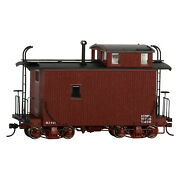 Bachmann Trains 26566 On30 Scale 148 Offset Cupola Caboose 18 Foot Model Train
