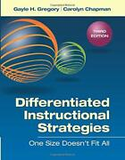 Differentiated Instructional Strategies One Size Doesnand039t Fit All