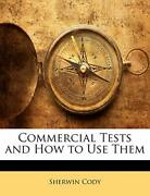 Commercial Tests And How To Use Them