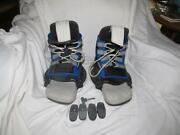 Hyperlite Spin Wakeboard Bindings Boots Adult Xl