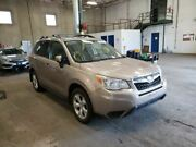 Driver Front Door Electric I Model Fits 14-16 Forester 697553