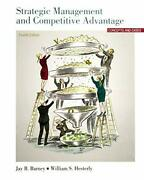 Strategic Management And Competitive Advanta... By Hesterly William S. Hardback