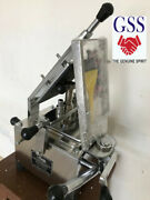 Pharma Equipments Cfm Machine Best Quality Made Ss Size 0 Fast Shipping World