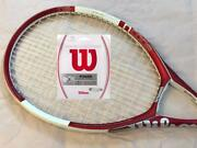 Ultra-light Wilson Ncode5 With Oversize String Replacement Service