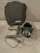 Bose Aviation Headset X, With Case