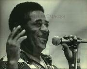 1982 Press Photo Dizzy Gillespie At Wisconsin Conservatory Of Music - Mjx84468