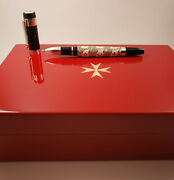 Tibaldi By Montegrappa - 150 Years Of The Red Cross Movement Le R/ball