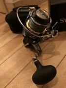 For For Shimano 13stela Sw8000hg Yumeya Power Dragspool With Line