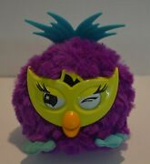 Furby Party Rockers Purple Yellow Face 2012 3