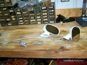 1970-1981 Pontiac Firebird Trans Am Chevy Z28 Bullet Mirrors Left And Right
