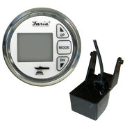 Faria Beede 13852 Faria 2andquot Depth Sounder With Air And Water Temp