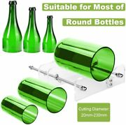 Glass Bottle Cutter Kit Beer Wine Jar Diy Cutting Machine Craft Recycle Tools As
