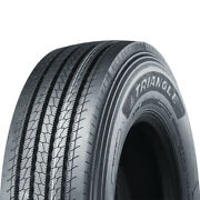 4 Tires Triangle Trs02 11r22.5 Load H 16 Ply All Position Commercial