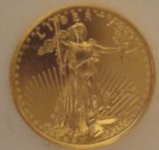 1/10th Ounce Gold Liberty 1997