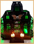 Bath And Body Works Haunted House Luminary Candle Holder Halloween 2021 New In Box