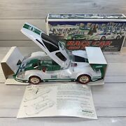 Hess 2009 Toy Truck Race Car And Racer Lights And Sound New