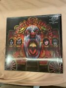 Psycho Circus Vinyl Record By Kiss Record 2014 Nice In Shrink. Lenticular.