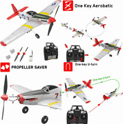 Top Race Rc Plane 4 Channel Remote Control Airplane Ready To Fly Planes...