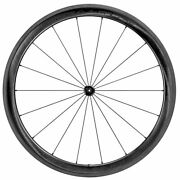 Campagnolo Bicycle Bora Wto 45 2-way Front Tubeless Clincher Wheel Dark Label
