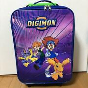 First Digimon Carry Case Travel Bags