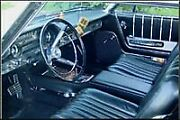Galaxie 500xl Seat Upholstery For Front Buckets And Rear 1963