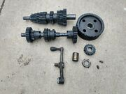 South Bend 16 Inch Lathe Gear Box Quick Change Gearbox Gears And Parts