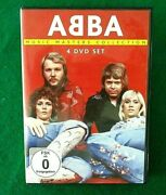 Abba - Music Masters Collection 4 Dvd - Multiple Formats Box Set Color Ntsc