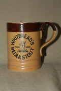 Whitbread's Beer And Stout 1920 Royal Doulton Beer Mug